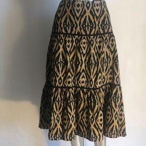 Jones New York Signature Woman Cotton Skirt